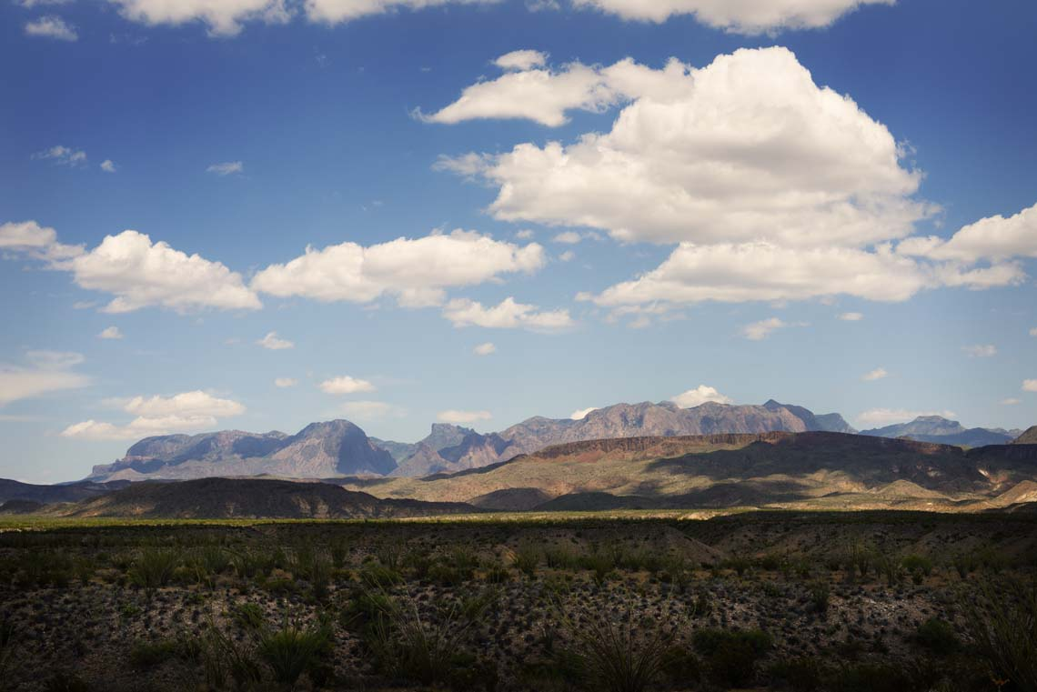 Chisos Spring 2015 lightened foreground