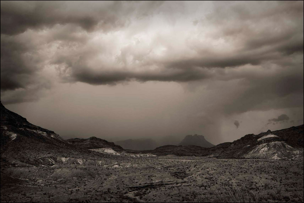 © James-H-Evans-Rain-in-the-Chisos